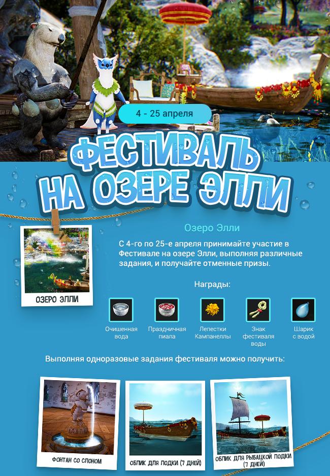 Black Desert Россия. Изменения в игре от 04.04.18.